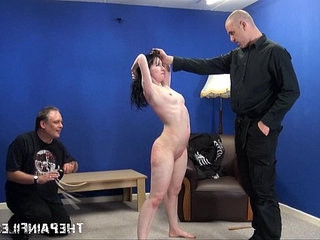 Fucked and whipped rough slavesex for Fae Corbin