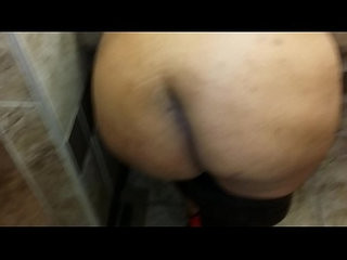 Pregnant bitch from Davenport, IA show off her body