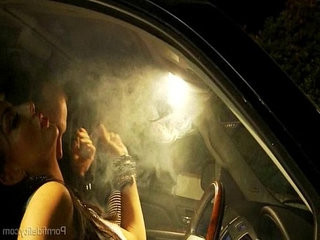 Stoner couple loves to smoke and fuck