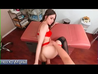 riley reid hot patient get a good bang from doctor clip 25