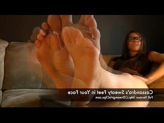 Cassandras sweaty feet in your face